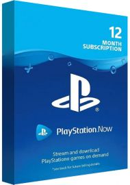 PSN Now 365 Days (DE) - PlayStation Now 12 Months Subscription