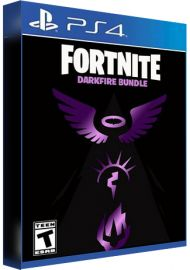 Fortnite Darkfire Bundle (PS4 Code/DE)