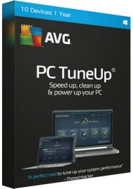 AVG Tuneup - 10 Devices - 1 Year