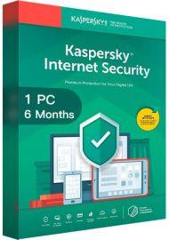 Kaspersky Internet Security Multi Device - 1 Device - 6 Months