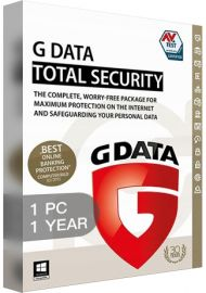 G Data Total Security - 1 PC - 1 Year [EU]