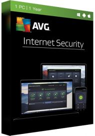 AVG Internet Security Multi Device - 1 PC - 1Year