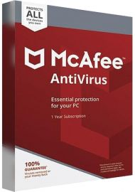 McAfee Antivirus Unlimited Device / 1 Year