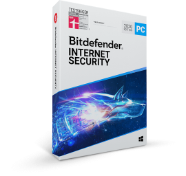 Bitdefender Internet Security - 10 Devices - 1 Year EU