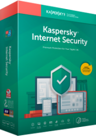 Kaspersky Internet Security Multi Device 2020 - 3 Devices - 1 Year
