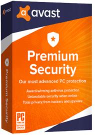Avast Premium Security 3 PCs 3 Years