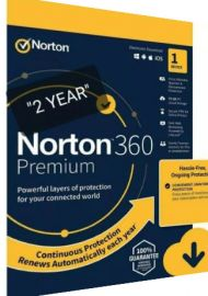 Norton 360 Premium - 1PC - 2 Years - 75GB Cloud Storage