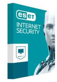 ESET Internet Security 5 PCs 1 Year