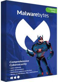 Malwarebytes Premium - 1Device - 1 Year