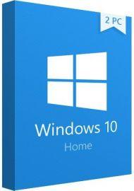 Microsoft Win 10 Home - 2 PCs