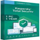 Kaspersky Total Security Multi Device 2020 - 1 Device - 1 Year [EU]