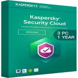 Kaspersky Security Cloud Multi Device - 3 Devices - 1 Year