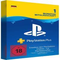 PlayStation Network Plus Card 30 Days DE